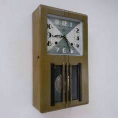 Aichi Tokei Denki clock 1940`s Made in Occupied Japan