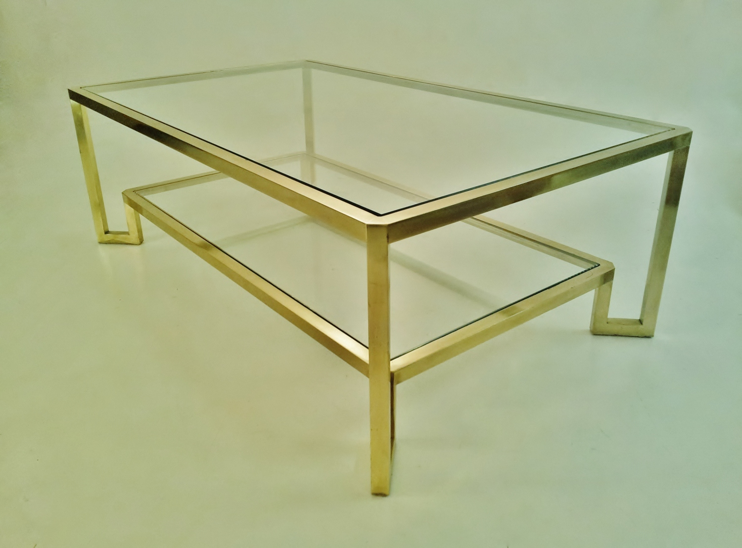 Guy Lefevre Vintage Coffee Table For Maison Jansen 1970 S Ca French In Vintage Coffee Tables From Roomscape