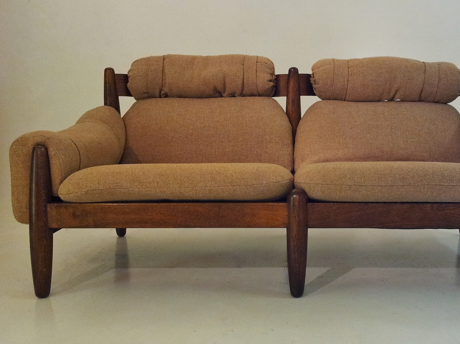 Two Seater Scandinavian Vintage Sofa 1970 S Ca Norwegian In Sofas From Roomscape