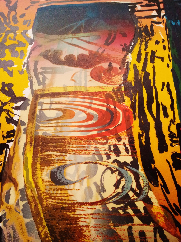 John Walker Prints Untitled 1975 English In Prints